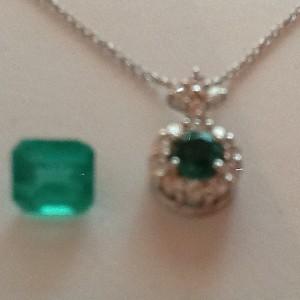 Smeraldi pietre