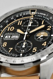 KHAKI AVIATION DAY DATE AUTO CHRONO LIMITED EDITION