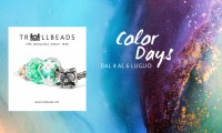 Trollbeads COLORS DAYS 4-5-6- LUGLIO