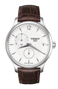TISSOT TRADITION GMT T0636391603700
