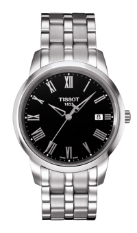 TISSOT CLASSIC DREAM GENT NERO T0334101105301