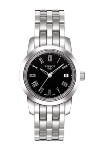 TISSOT CLASSIC DREAM LADY NERO T0332101105300