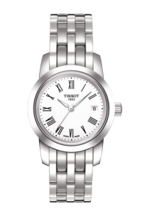 TISSOT CLASSIC DREAM LADY BIANCO T0332101101300