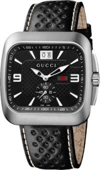 GUCCI COUPE' GENT QUARTZ GRAN DATA YA131302