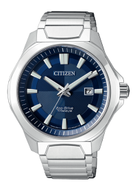 CitizenSuper Titanium  Uomo 1540   AW1540-53L blu