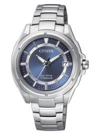 CitizenSuper Titanium  Lady 6040  FE6040-59L blu