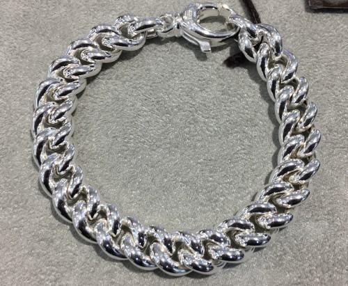 Bracciale Fidia in argento groumetta media B731/a