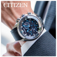 Citizen Radiocontrollato  W770 Bluetooth Watch BZ1020-14E