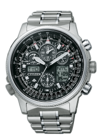 Citizen Radiocontrollato Super Pilot JY8020-52E