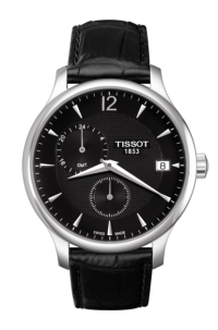 TISSOT TRADITION GMT T063.639.16.057.00 NERO