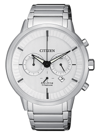 Citizen Super Titanium  Crono 4400 CA4400-88A