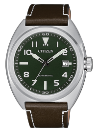 Citizen Urban Automatico verde  NJ0100-38X