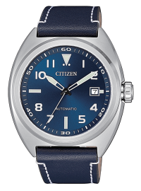 Citizen Urban Automatico BLU NJ0100-20L