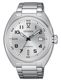 Citizen Urban Automatico Silver  NJ0100-89A