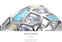 PIANEGONDA ANELLO NEXUM PNX32