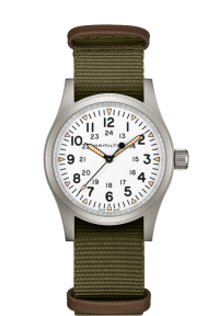 Hamilton KHAKI FIELD MECHANICAL mm 38 H69439411