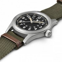HAMILTON KHAKI FIELD MECHANICAL H69439931 38 MM