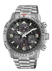 Citizen SkyHawk Super Titanio JY8100-80E nero