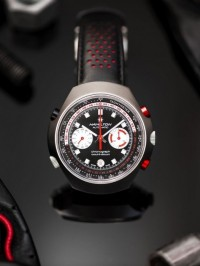 HAMILTON  CHRONO-MATIC 50 AUTO CHRONO H51616731 limited edition -