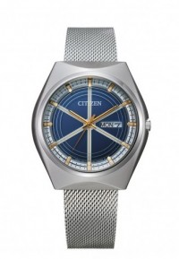 Citizen Special Edition Crystron 1974 blu BM8540-85L