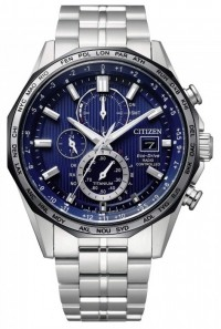 Citizen H800 Super Titanio blu AT8218-81L