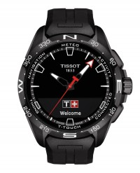 TISSOT T-TOUCH CONNECT SOLAR T1214204705103 all black